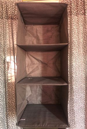 Hanging closet organizer 3 tier for Sale in Garden Grove, CA