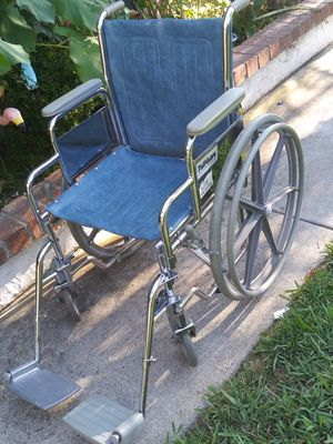 wheelchair good condition 50 for Sale in Lake Forest, CA
