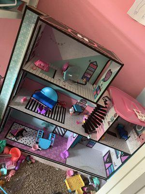 Lol doll house for Sale in Wesley Chapel, FL