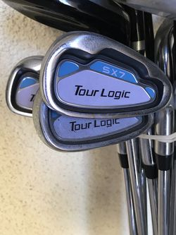 Tour Logic SX7 Golf Club Set for Sale in Santa Cruz,  CA