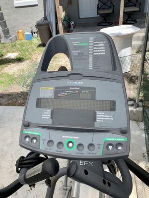 Precor EFX elliptical workout cardio machine. for Sale in Miami, FL