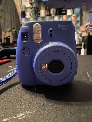 Instax Mini 9 Fuji Film for Sale in Shawnee, KS
