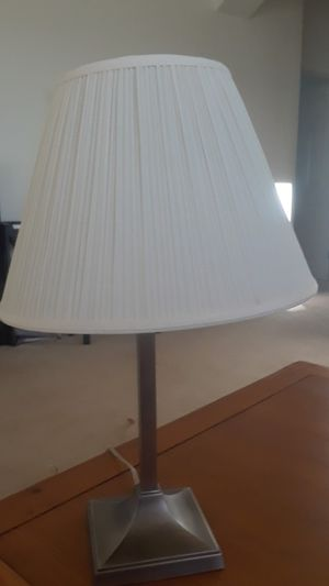 Reading adjustable table lamp with shade for Sale in Maricopa, AZ