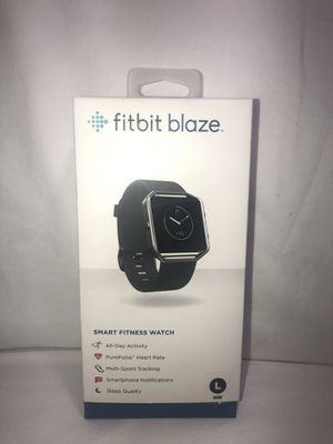 Fitbit Blaze Size Large - great condition for Sale in Pomona, CA