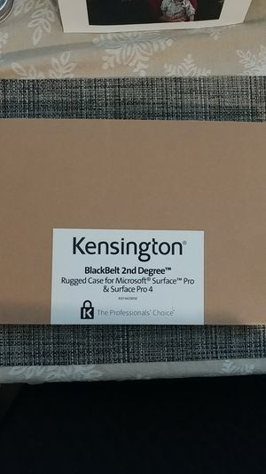 Rugged Case for Microsoft Surface & Surface pro 4 for Sale in Weehawken, NJ