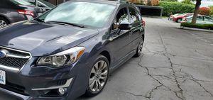 2017 Subaru Impreza Sport Premium for Sale in San Francisco, CA