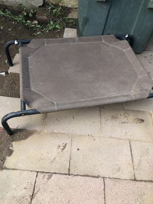 Pet Dog Cot Bed Small Medium for Sale in Riverside, CA