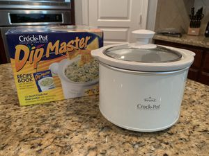 Crock Pot and George Foreman Electric Grill for Sale in Houston, TX