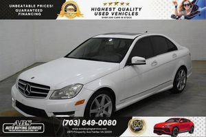 2014 Mercedes-Benz C-Class for Sale in Fairfax, VA