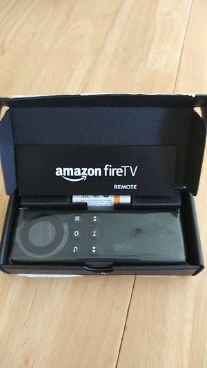 Amazon Fire TV Remote for Sale in Miami, FL