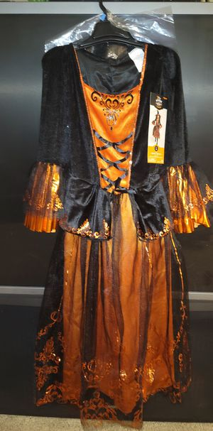 Kids (Lg 10 - 12) Royal witch costume for Sale in Glendora, CA