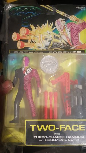 Batman Forever Two-face action figure for Sale in Chandler, AZ