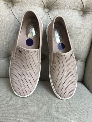 Michael Kors Pink Slip Ons Shoes for Sale in Long Beach, CA