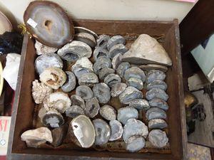 Sliced gemstone geodes for Sale in Kinston, NC