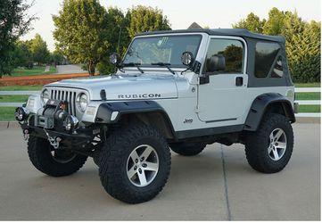 Great looking 2005 Jeep Wrangler AWDWheels.wert wewrtrtytr for Sale in Houston,  TX