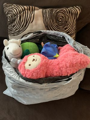 Toys/stuffed animals for children in need. Free for Sale in Corona, CA