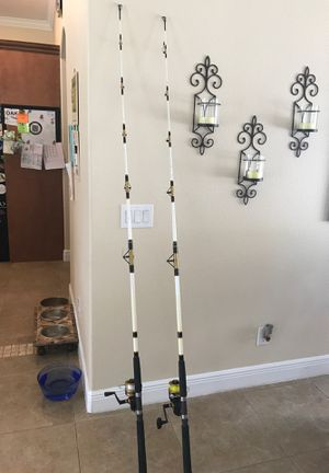 Penn 7500 spinning combos for Sale in Oakland, FL