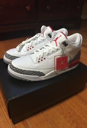 "Jordan retro 3 ""Katrina"" for Sale in Fairfax, VA"