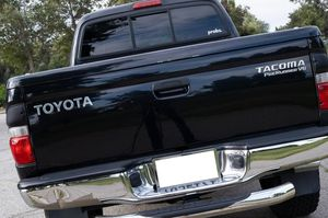 Black 2003 Toyota Tacoma TRD BF Goodrich Rugged Trail Spare Tire w/ Lock for Sale in Milwaukee, WI
