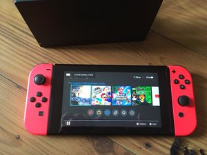 nintendo switch with 9 games for Sale in FL, US