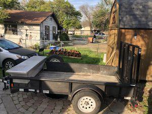 10x5 utility trailer for Sale in Austin, TX