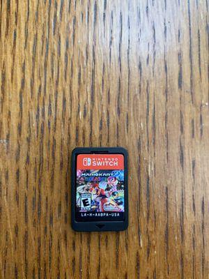 Mario Kart 8 Deluxe Nintendo Switch for Sale in Washington, DC