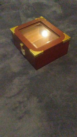 Cigar humidor for Sale in Beaufort, SC