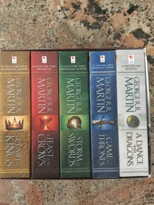 A Game of thrones A Song of Ice & Fire for Sale in Chandler, AZ