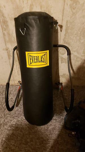 Everlast heavy bag for Sale in Romeoville, IL