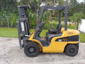 Cat forklift diesal for Sale in Mulberry, FL