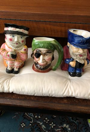 Unique British style mugs for Sale in Glenshaw, PA