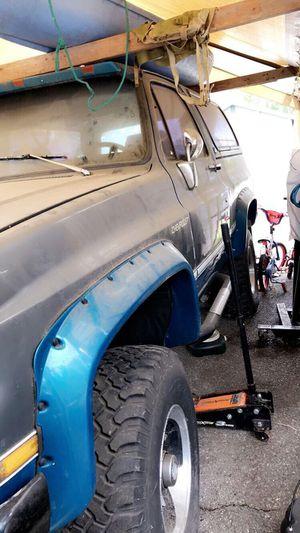 1985 Chevy K5 Blazer Turbo Propane Powered for Sale in Marysville, WA