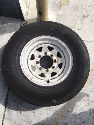8 Lugz Trailer Tires for Sale in Chuluota, FL