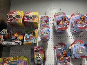 Pokémon figures/toys/cards for Sale in Houston, TX