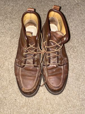 Work boots size 10 for Sale in Beaumont, CA