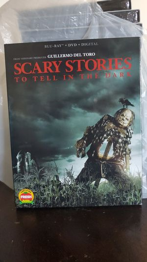 Scary stories to tell in the dark for Sale in San Jose, CA