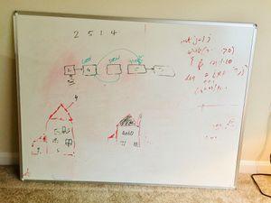 Full Size White Board for Sale in Rockville, MD