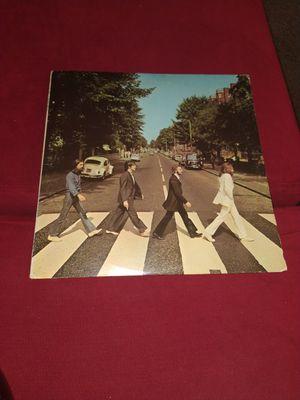ABBEY ROAD ALBUM/ THE BEATLES for Sale in Stockbridge, GA