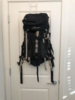 MacPac Backpacking/Alpine/Hiking Backpack. for Sale in Fremont, CA