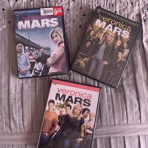 Veronica Mars DVD's Seasons 1-3 for Sale in Aurora, CO