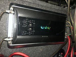 Car Amp-(Infinity Kappa Five 5-Channel 1200w ) for Sale in Long Beach, CA