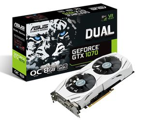 Asus 1070 OC 8 gig video card for Sale in Haverhill, MA