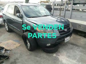 "HYUNDAI SANTA FE ...PART,S FOR SALE....VENDO PARTES...""2008"" for Sale in East Los Angeles, CA"