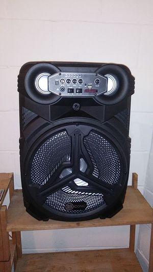 Biconic bluetooth Speaker new for Sale in Marietta, GA