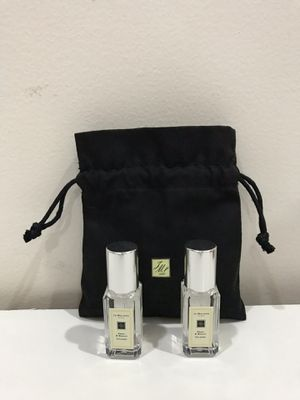 Jo Malone travel size perfume fragrance 2pcs for Sale in Brooklyn, NY