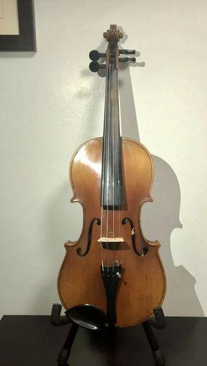 Antique RARE 1940?s Czecho-Slowakia Violin, Copy Antonio Stradivarius 4/4 for Sale in undefined