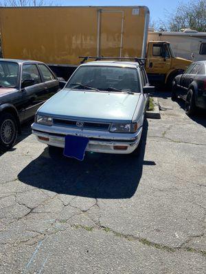 Subaru justy for Sale in San Bernardino, CA