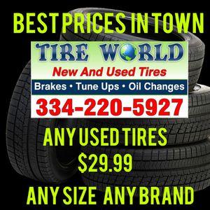 Tire world llc for Sale in Dothan, AL