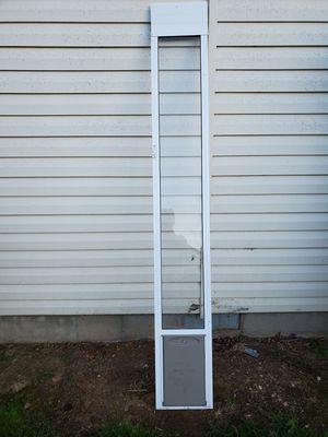 Dogs door for sliding door for Sale in Boise, ID