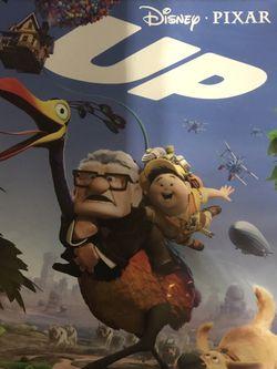 Disney's UP Dvd Movie for Sale in Elma,  WA
